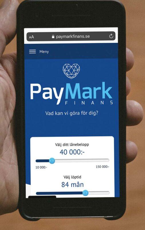Paymark finans omdöme