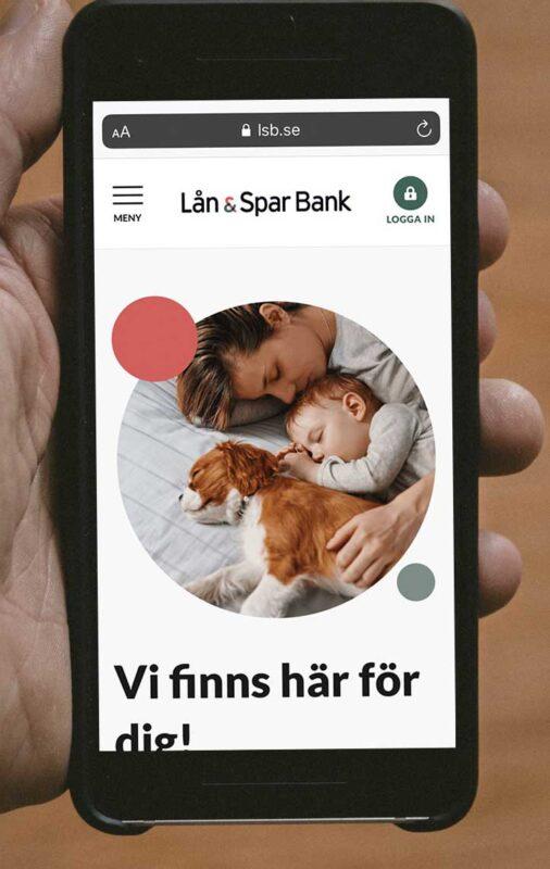Ränta hos Lån & Spar Bank